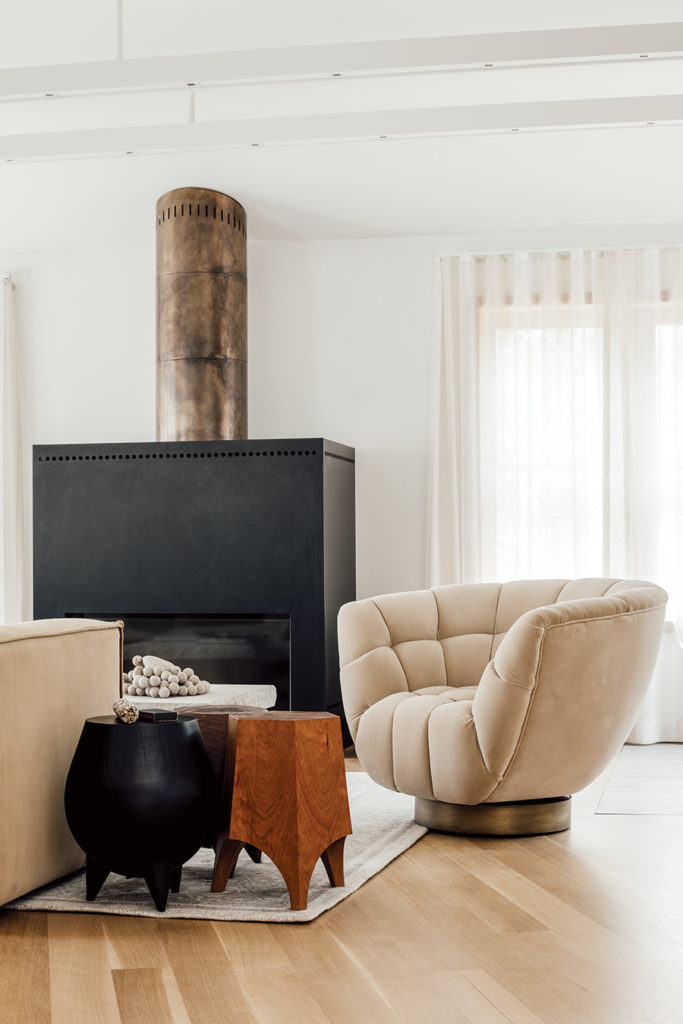 cityhomecollective remodel fireplace