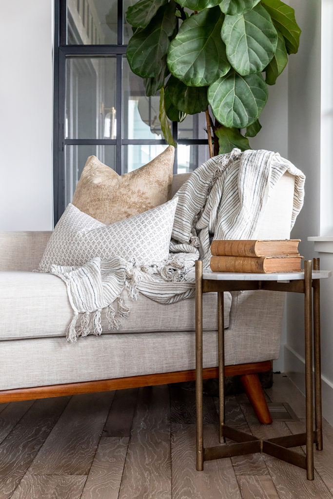 Devine house, Lindsay Salazar, House of Jade Interiors, neutral palette, bold textures, natural materials